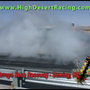 Cadillac CTS breaks rearend during burnout.