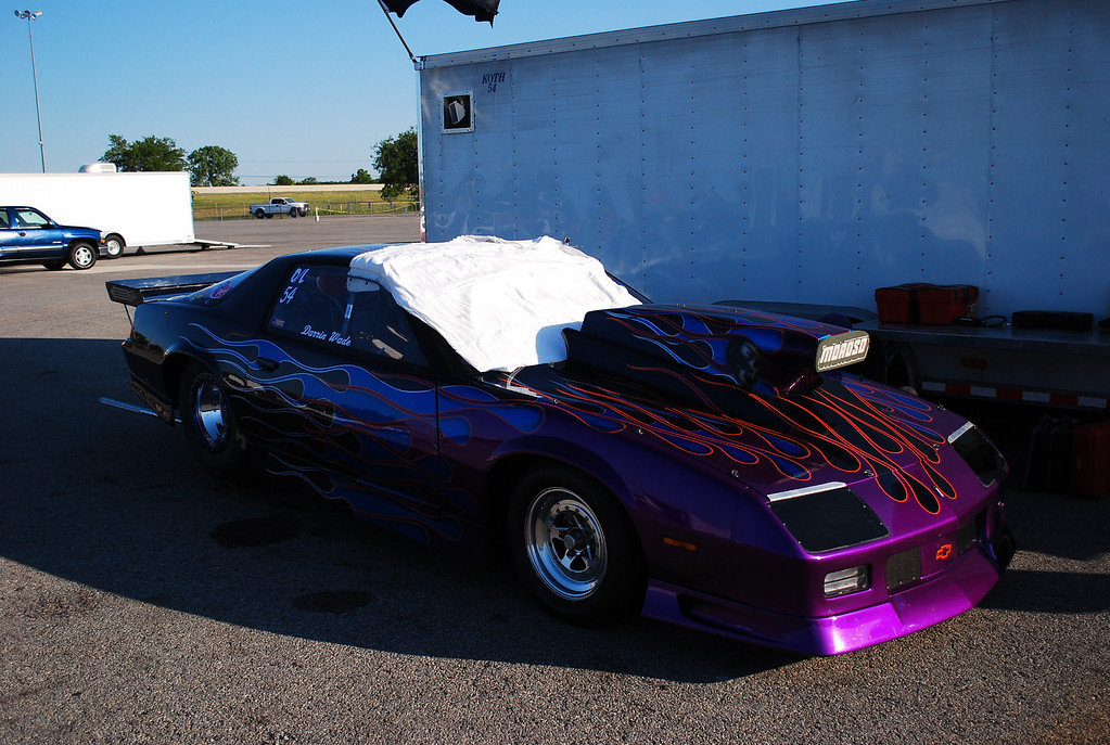 Bad Boys at Redline Raceway by Gena and Danny White