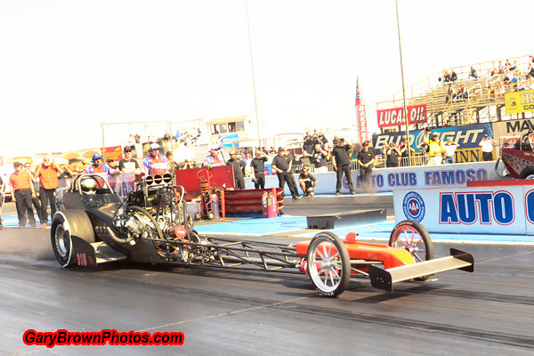 CHRR 2014 Top Fuel  Qualifying