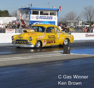 C/Gas winner Ken Brown