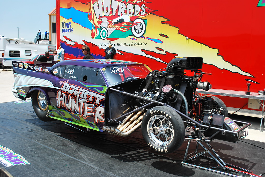 Outlaw Door Slammer Nationals Pro Mod