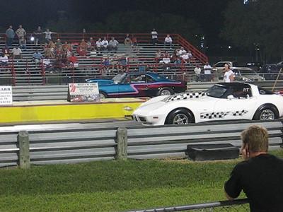 Video: Wheelstanding Camaro vs. Corvette Outlaw Back Half battle.