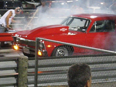 Video: Tough Chevy Nova looked and ran great.