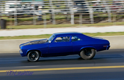 2013  Art Malone Southern Nostalgia Muscle Car Shootout