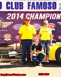 Rick Nordness  721R  NEII Event Winner 2014 Fall Championship