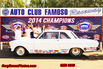 Steve Barta  778B  D/Gas Event Winner 2014 Fall Championship