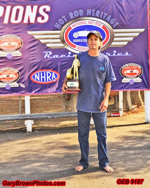 Ed Carey  1  D/Gas Heritage Points Champion 2014