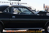 Todd taking Black Max the 1973 Cuda for a trip down the track