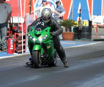 WCHRA 2013 season opener motorcycles