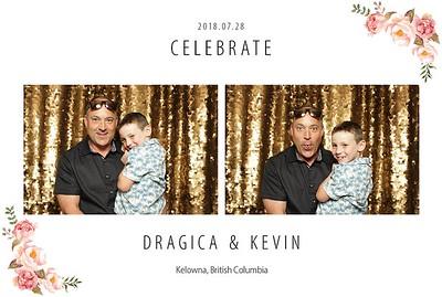 Dragica & Kevin at Harvest Golf