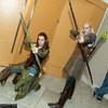 Tauriel and Legolas Greenleaf