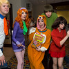 Fred Jones, Daphne Blake, Scooby-Doo, Shaggy Rogers, and Velma Dinkley