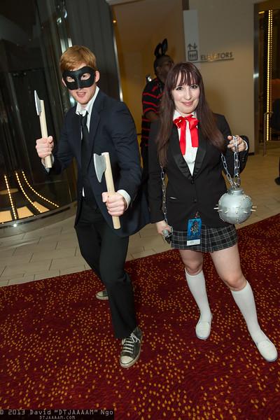 Crazy 88 and Gogo Yubari