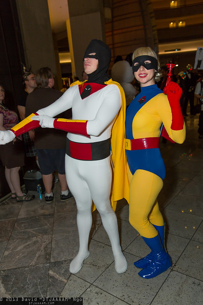 Space Ghost and Jan