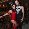 Elektra and Punisher
