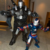 War Machine and Iron Patriot