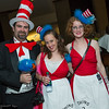 Cat in the Hat, Thing 1, and Thing 2