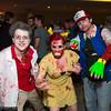 Zombie Professor Oak, Zombie PIkachu, and Zombie Ash Ketchum