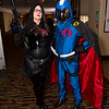Baroness and Cobra Commander