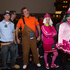 Fix-It Felix, Jr., Wreck-It Ralph, Taffyta Muttonfudge, and Candlehead