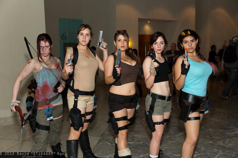 Lara Crofts