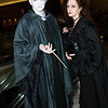 Voldemort and Bellatrix Lestrange
