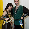 Xena and Autolycus