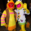 Goo Fraggle and Wembley Fraggle