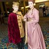 Joffrey Baratheon and Sansa Stark