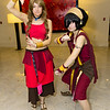 Katara and Toph Beifong
