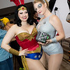 Wonder Woman and Seven of Nine