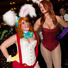 Roger Rabbit and Jessica Rabbit