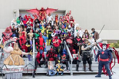 Giant Marvel Universe 2015