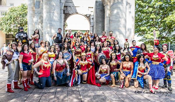 Wonder Woman Universe 2015