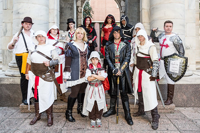 Assassin's Creed Shoot 2016 (Sun)