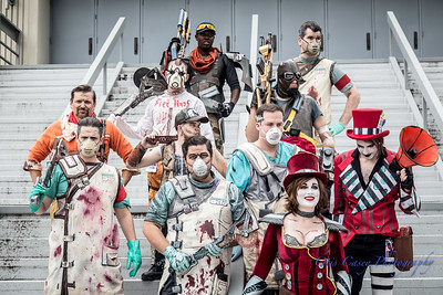 Borderlands Shoot 2016