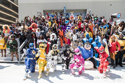 Black Geeks of Dragon Con 2017
