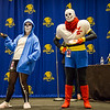 Video Game Costume Contest