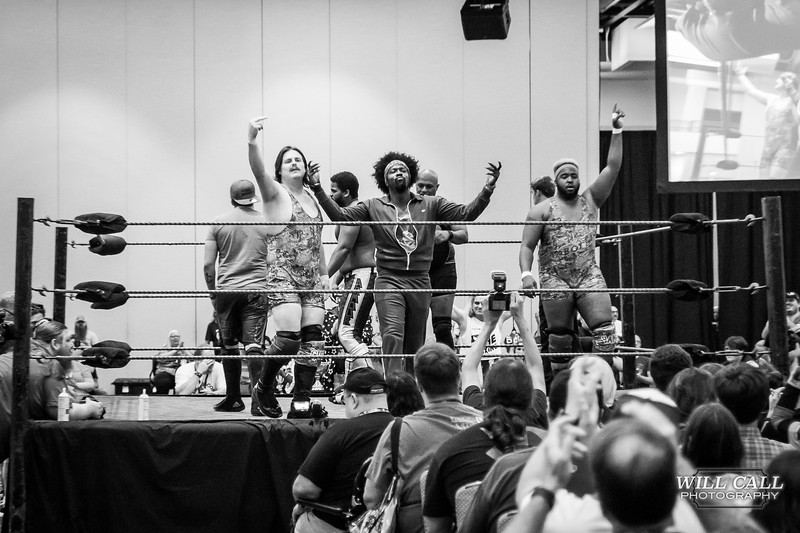 Dragon Con 2017 Wrestling