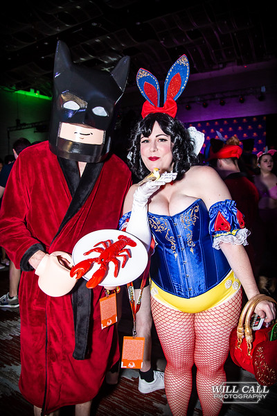 Bunny Hutch at Dragon Con 2019