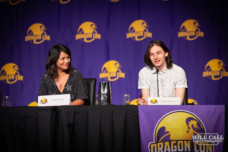 Once Panel at Dragon Con