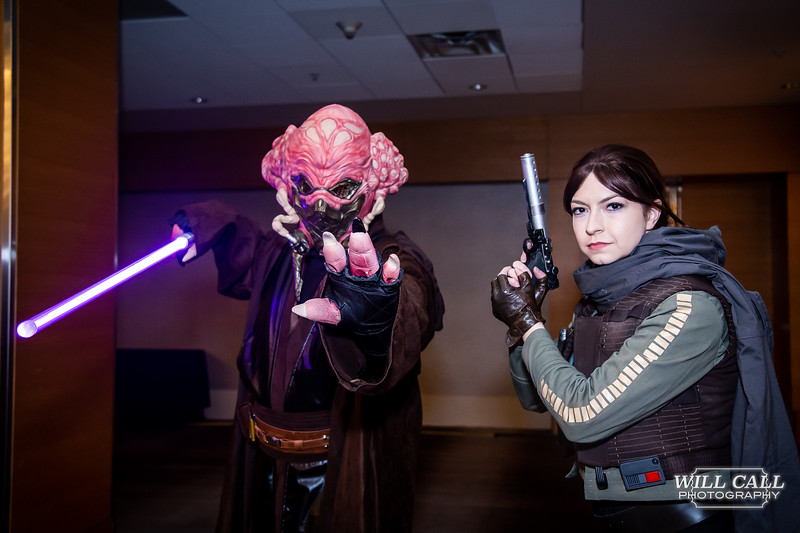 Star Wars Costume Contest at Dragon Con