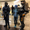 Master Chiefs and Cortana