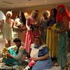 Tinkerbell, Princess Jasmine, Pocahontas, Princess Aurora, Alice, Cinderella, Snow White, and Ariel