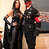 Selene and Red Skull