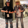Wayne Campbell and Garth Algar
