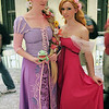 Rapunzel and Giselle