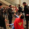 Ursa, General Zod, Superman, and Non