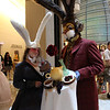 White Rabbit and March Hare