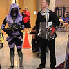 Tali and Commander Shepard